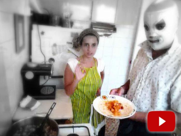 receta de papas con chorizo
