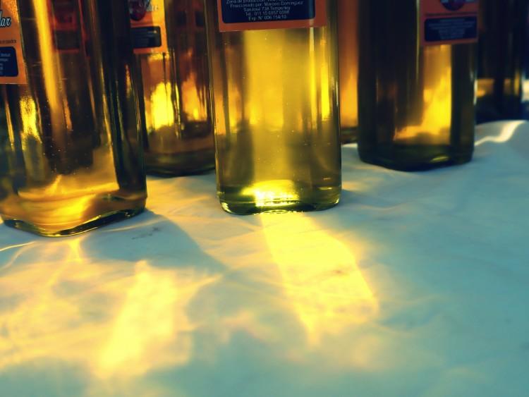 reconocer aceite de oliva