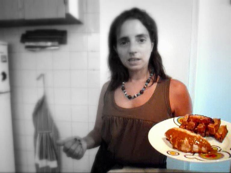 salsa de maní