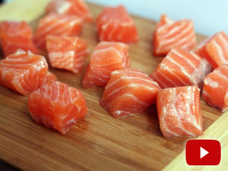 recetas con salmon fresco