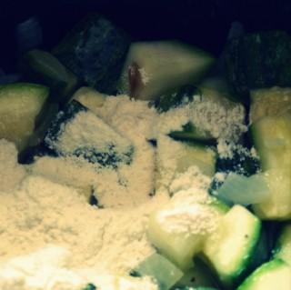 crema de zucchini