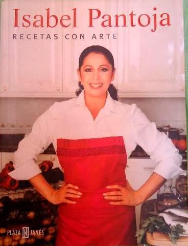 libro cocina pantoja