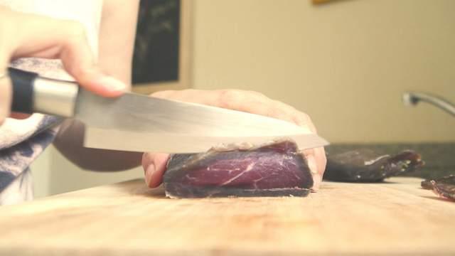 cómo hacer carne curada