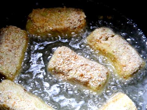 croquetas de brocoli vegetarianas