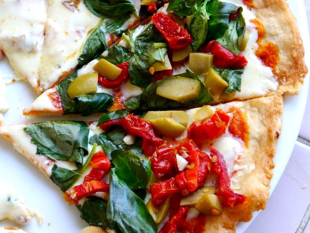 Variedades De Pizzas 5 Recetas Originales