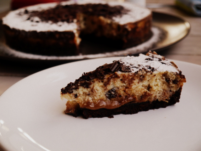 receta torta de ricota