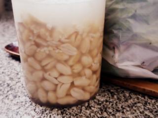 sopa de maní