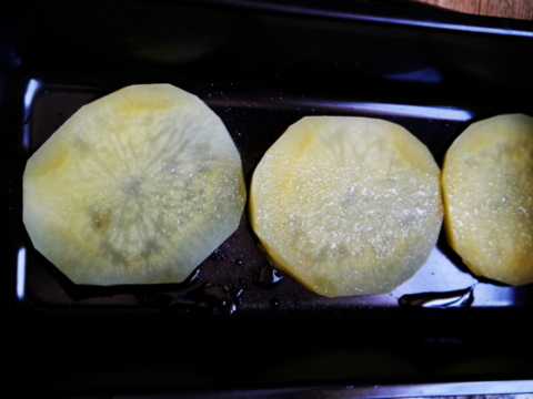 anchoas al horno