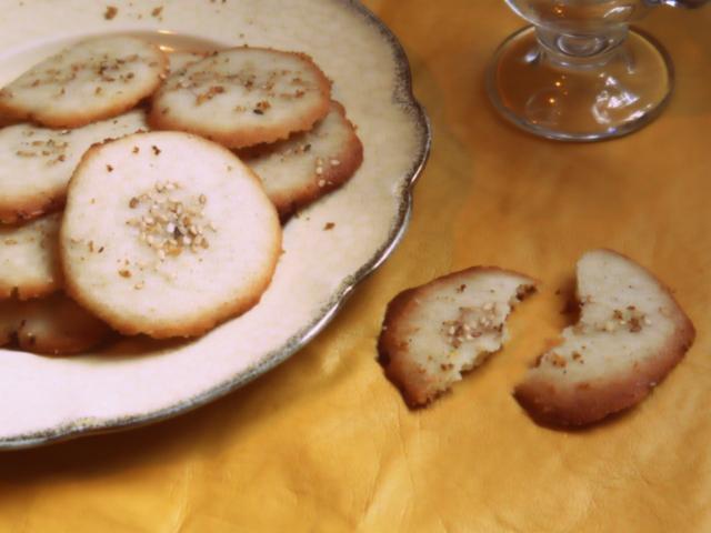 galletas con harina de arroz