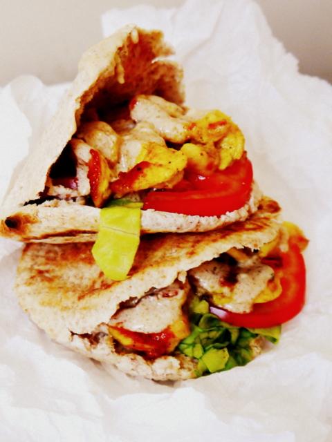receta kebab casero de pollo shawarma mata big mac paulina cocina. Black Bedroom Furniture Sets. Home Design Ideas
