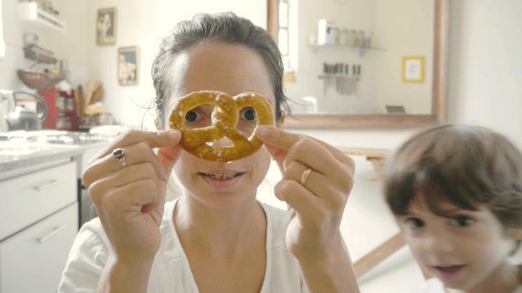 receta pretzels