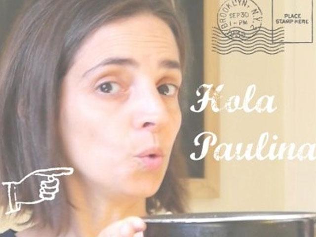 ¿Por qué cuando nos ponemos rimmel abrimos la boca?: Hola Paulina #07