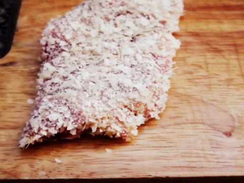 receta de milanesas sin pan rallado