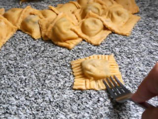 receta de ravioles
