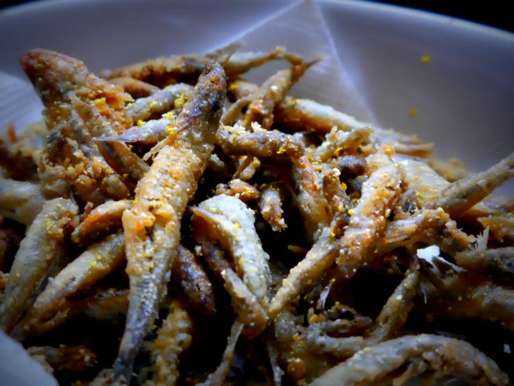 cornalitos fritos