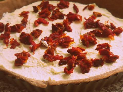 tarta salada de ricota