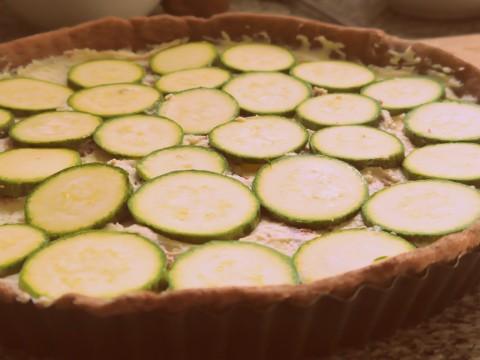tarta de ricotta salada