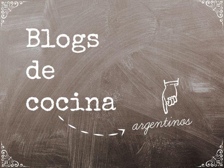 blogs de cocina argentinos
