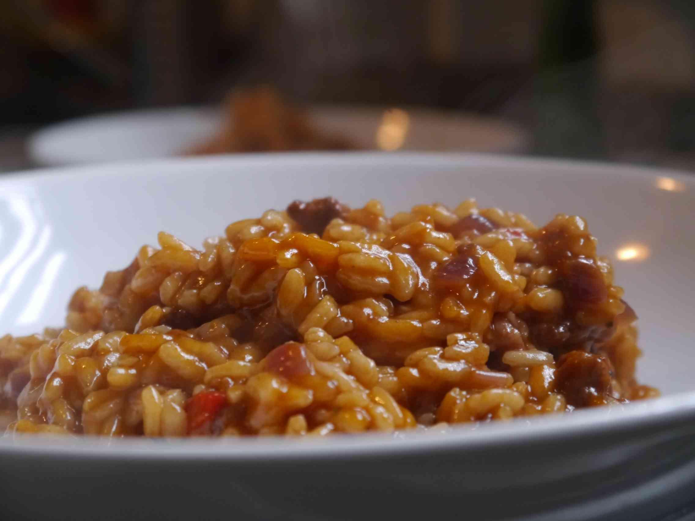 receta para risotto