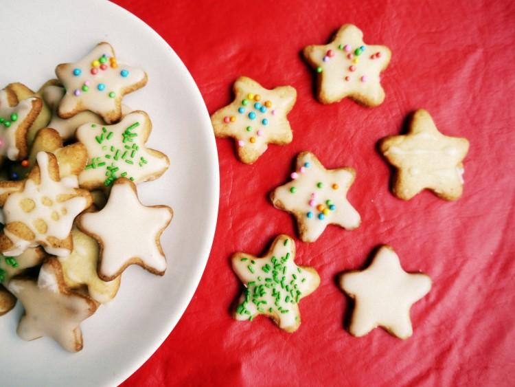 galletas de jengibre galletas navideñas