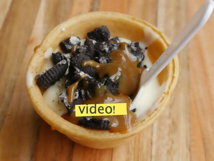 receta de helado tipo mc donalds