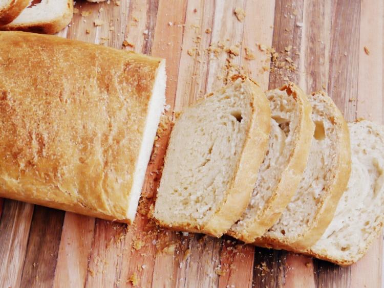 receta de pan de molde casero