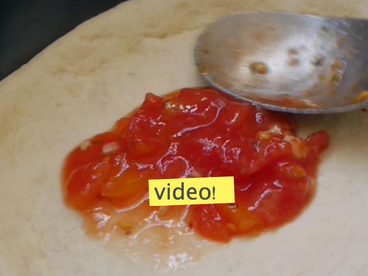 salsa para pizza play