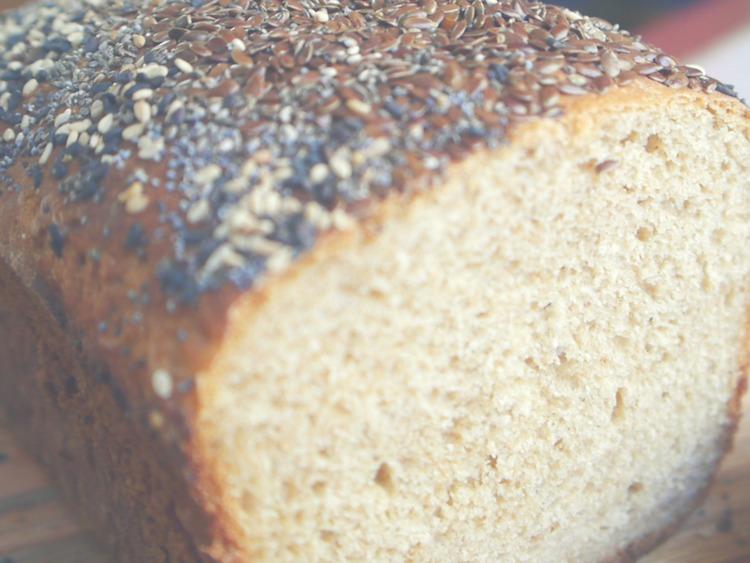 Receta de pan integral casero como hacer pan paso a paso for Como hacer una cocina integral paso a paso