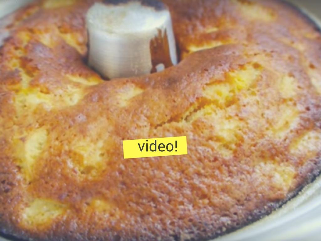 Torta De Naranja Y Manzana 2 2 2 2 Tortas Fáciles