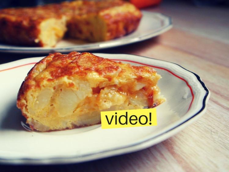 como se hace tortilla