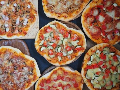 Diferentes tipos de pizza en el mundo