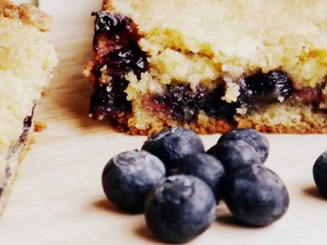 Antioxidantes en arándanos