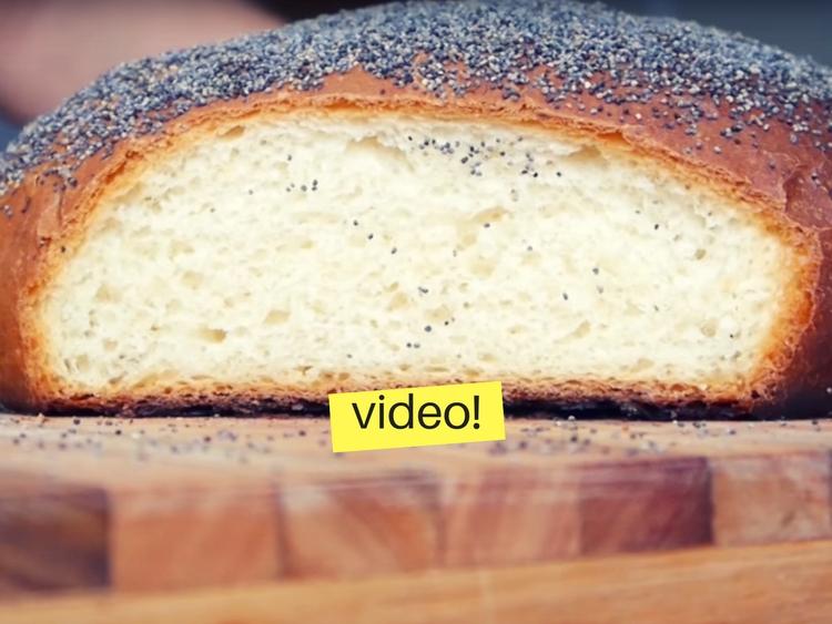 Pan de papa casero