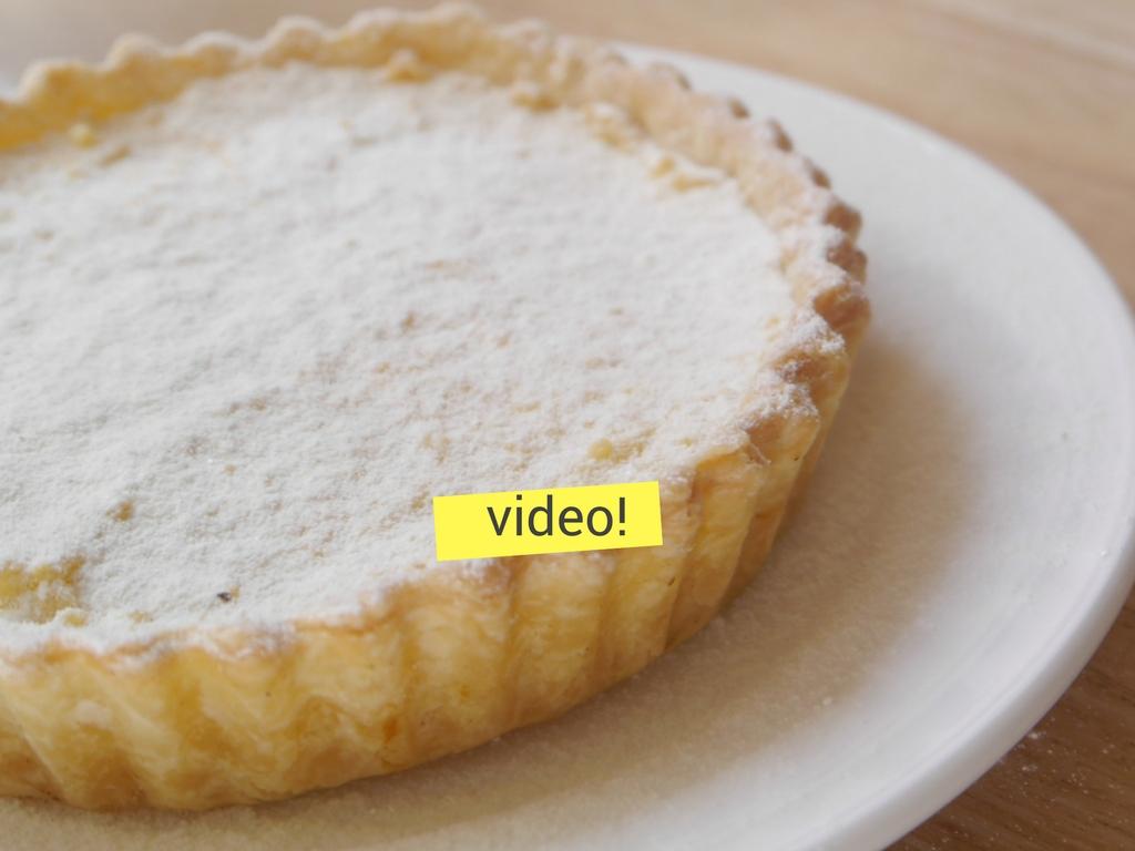 Tarta de ricota sin azúcar