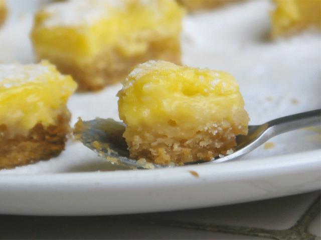 receta dulce limón
