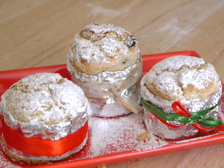 receta pan dulce fácil