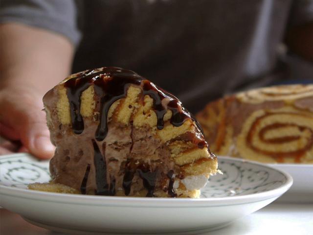 torta helada facil