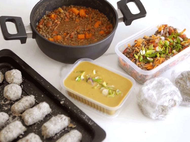 recetas con lentejas