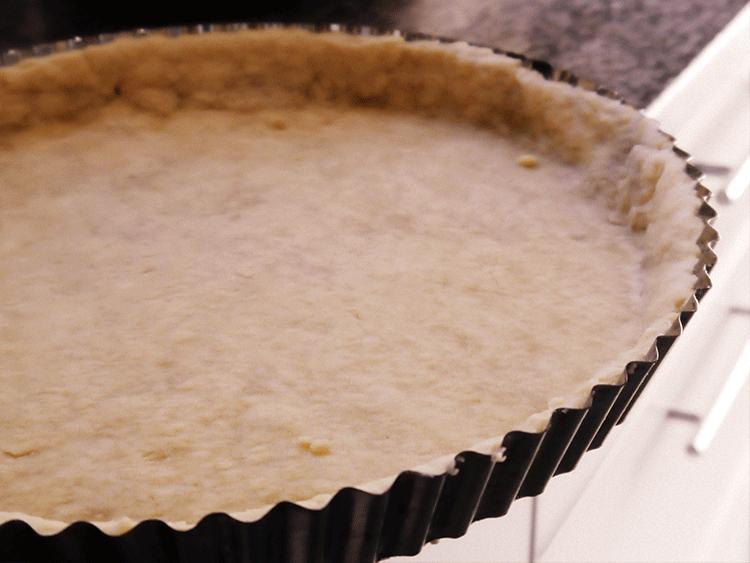 masa de tarta dulce