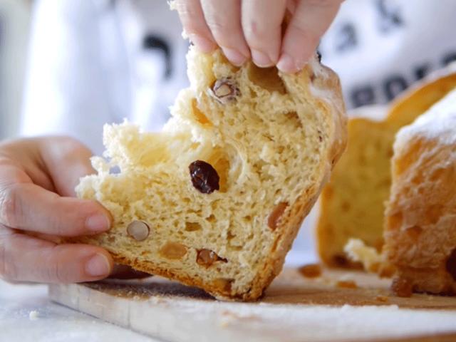 pan dulce sin azúcar