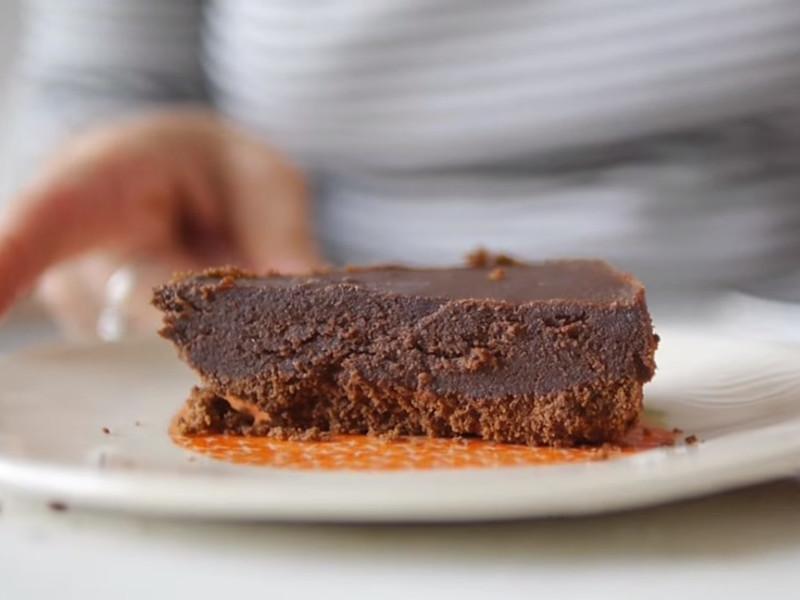 torta con papa